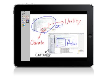 iPad向け会議アプリ